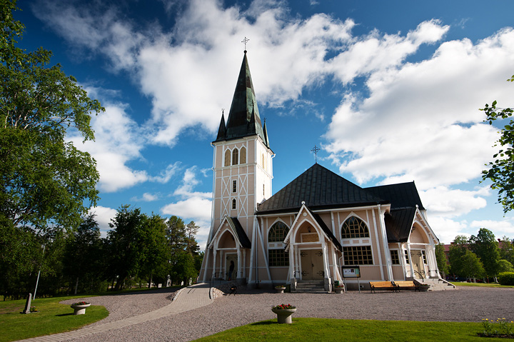 Arvidsjaur Church